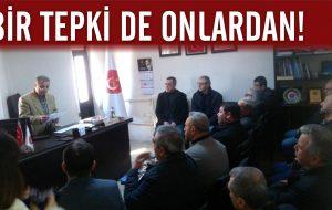 BİR TEPKİ DE BİGA DERNEKLER PLATFORMU'NDAN!