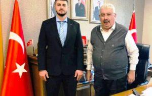 MHP Biga İlçe Teşkilatı'ndan Ankara Ziyareti