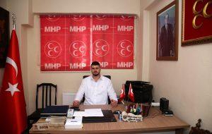 MHP'DEN BORA'YA SERT TEPKİ