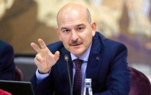 Süleyman Soylu'nun istifası kabul edilmedi