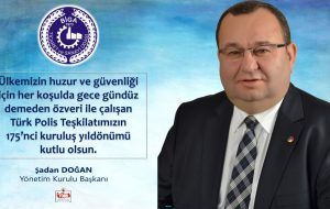 TÜRK POLİS TEŞKİLATININ 175.YILI KUTLU OLSUN