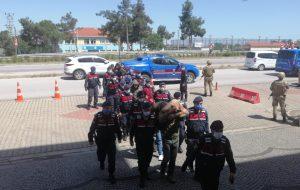 Biga'da organize suç örgütü çökertildi: 11 tutuklama