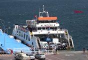 Çanakkale'de 4 günlük kısıtlamada deniz ulaşımına düzenleme