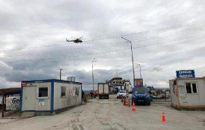helikopterle havadan trafik denetimi