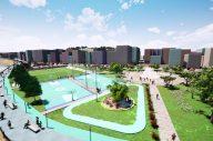 Biga Belediyesi Adapark Projesini Başlattı