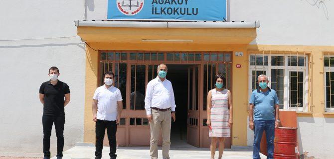 Biga'da Okullarda LGS Hazırlıkları Tamamlandı