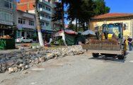 Vatandaş'dan Belediye Seyyarına Tepki