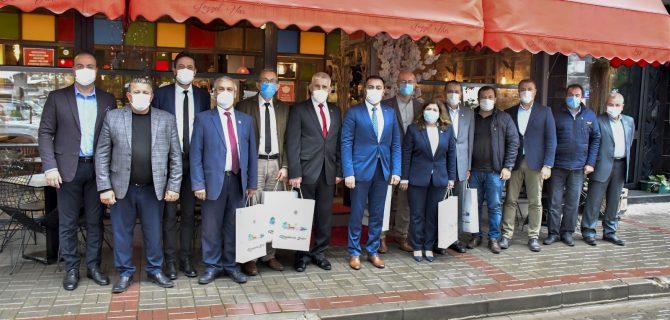 Başkan Erdoğan, Mahalle Muhtarlarını Dinledi