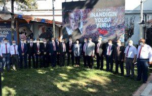 AK Parti Yenice İlçe Başkanı Faruk Günay oldu
