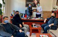 MHP İlçe Teşkilatından Ziyaret