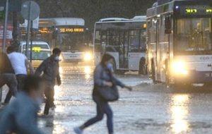 Meteoroloji'den 43 il için sağanak yağış uyarısı