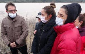 işe giden 2 kişi baraj sularına kapılıp kayboldu