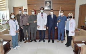 Başkan Erdoğan, Sağlık Çalışanlarının Bayramını Kutladı