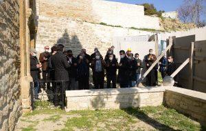 Bigalı Mehmet Çavuş, kahramanlık gösterdiği Seddülbahir Kalesi'nde anıldı