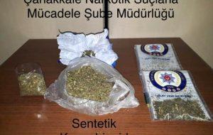 uyuşturucu operasyonlarında 5 şüpheli tutuklandı