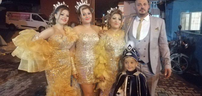 Şehitlik Mahallesi Böyle Düğün Görmedi