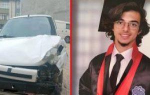 Alkollü sürücünün kurbanı olan Kaan'ın, hayali olan tıp fakültesini kazandığı ortaya çıktı