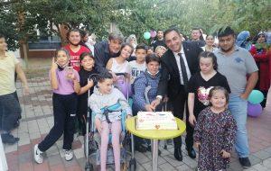 Biga Naz 3'ncü Yaşını Coşkuyla Kutladı